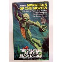 Monsters Of The Movies Creature Black Lagoon Moebius 1/12