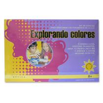 Explorando Colores Ciencia Para Todos (13288)