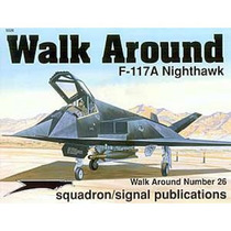 Bibliografía :: F-117a Nighthawk Walk Around
