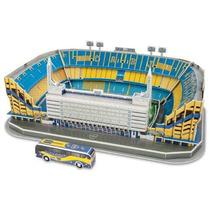 Maqueta Estadio 3d Para Armar !!! La Bombonera Boca