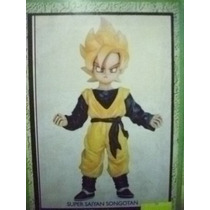 Dragon Ball Super Saiyan Son Gotan Model Line 1/8