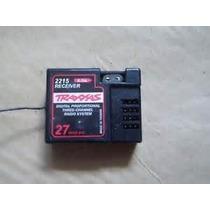 Receptor Radio Control Traxxas 2215 No Futaba Mas Cristal