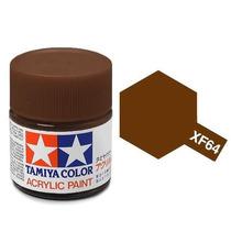 Red Brown Tamiya Xf-64 10ml.