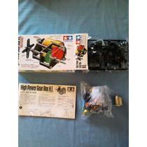 Caja De Engranajes Tamiya High Power Gear Box H.e.
