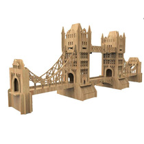 Puente De Londres - Construcciones Mdf Fibrofacil Para Armar