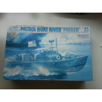 Maqueta De Barco Patrol Boat River Pibber