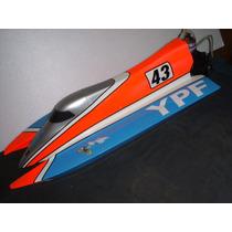Hidro F1 Con Motor Fuera De Borda