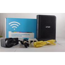 Modem Router Wifi 4 Ports Adsl Speedy Arnet 100% Original