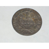 2000 Reis De 1930. Brasilera De Plata..