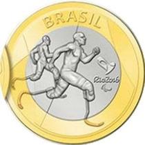 Monedas Brasil 2015 - Juegos Olimpicos Rio 2016 - Judo, Futb