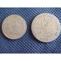 Brasil Monedas De100 Y 200 Reis Mcmi