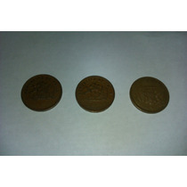 Monedas De Chile 100 Pesos Chilenos Año 1999/98/97/96