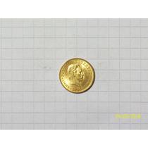 Cuba 2 Pesos Oro 1916 Sin Circular