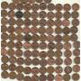 Lote De 100 Monedas De Estados Unidos De 1 Centavo Oferta!!