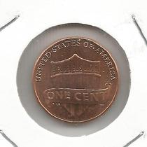 Estados Unidos Moneda De Un Centavo 2012 Sin Circular