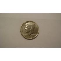 Moneda De Medio Dolar De Estados Unidos Año 1972