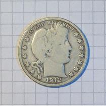 Estados Unidos ½ Dólar Plata 1912 O