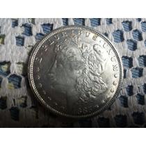 Dólar Morgan 1885 Replica