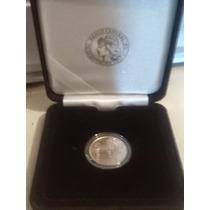 Moneda Argentina De Oro Del 75° Aniversario Del Bcra