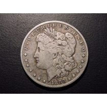 Estados Unidos Morgan Dolar 1883 Plata 900 26,7 Excelente