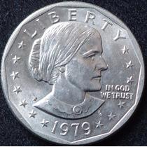 Eeuu 1 Dolar 1979.................... Blamanan