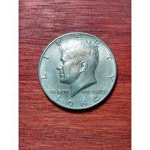 1964 - Estados Unidos - Medio Dolar - Kennedy - Half Dollar
