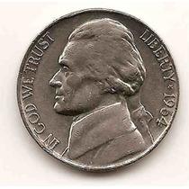 Moneda Estados Unidos De 5 Centavos.five Cents Año1964