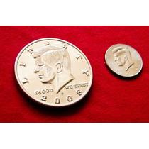 Moneda Jumbo Half Dollar (medio Dolar)