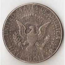 Estados Unidos, 1/2 Dollar, 1964. Plata. Kennedy. Vf / Vf+