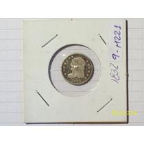 Estados Unidos 10 Centavos Plata 1832