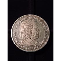 Eeuu Onza Conmemorativa 1892 Plata Fina 999 - 31.1 G. Dolar