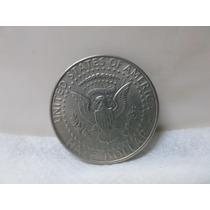 Moneda Half 1/2 Dolar Estados Unidos 1990 Sin Circular
