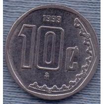 Mexico 10 Centavos 1999 *