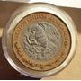 México ¿ Estados Unidos Mexicanos 10 Pesos 1997 #km 616
