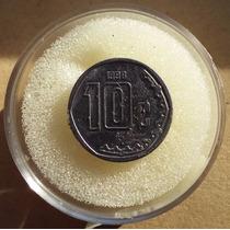 México ¿ Estados Unidos Mexicanos 10 Centavos 1998 #km 547