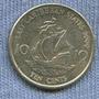 Estados Caribeños Del Este Britanicos 10 Cents 2000 *