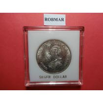 Panama-plata 900-27 Gs.año 1966-1 Balboa-con Certificado