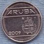 Aruba 10 Cents 2009 * Antillas Holandesas *