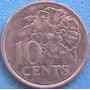 Spg - Trinidad & Tobago 10 Cents 2003.