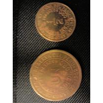 Monedas Sol De Oro Peruanas