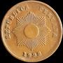 Chinacoins / Peru 2 Centavos 1933 Km# 212 Divina