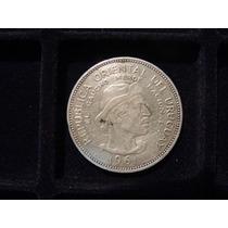 Uruguay 1961 Moneda 10 Pesos Plata 900 12,5 Grms S/circular