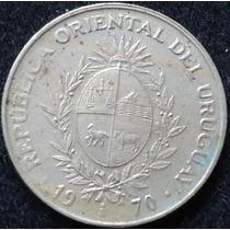 Uruguay 20 Pesos 1970....................... Blamanan
