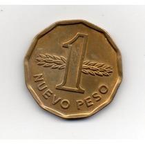 Moneda 1 Nuevo Peso Uruguay 1978