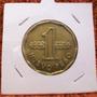 Moneda De Uruguay - 1 Nuevo Peso De 1976 Artigas