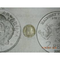 Niquel De 5 Centavos 1915 Estado Bueno!!!