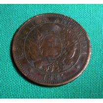 Argentina Muy Lindos 2 Centavos Patacon 1884 - Oferta -