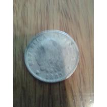 Moneda Argentina De 20 Centavos De 1883