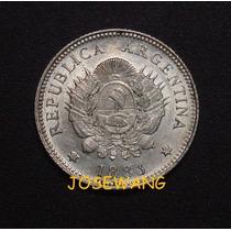 20 Centavos Moneda Antigua Argentina Del Año 1883 Plata S/c