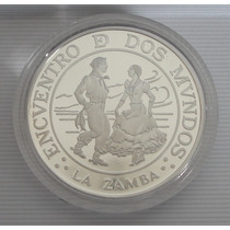 3ra Serie Iberoamericana De Plata - La Zamba -1998